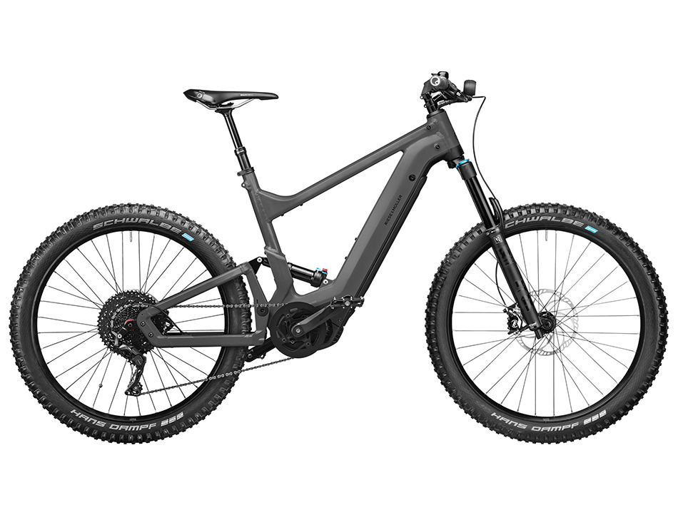 "2020 Riese & Muller Delite Mountain Touring 27.5"" Grey"