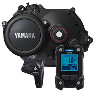електрически двигател Yamaha PW-SE