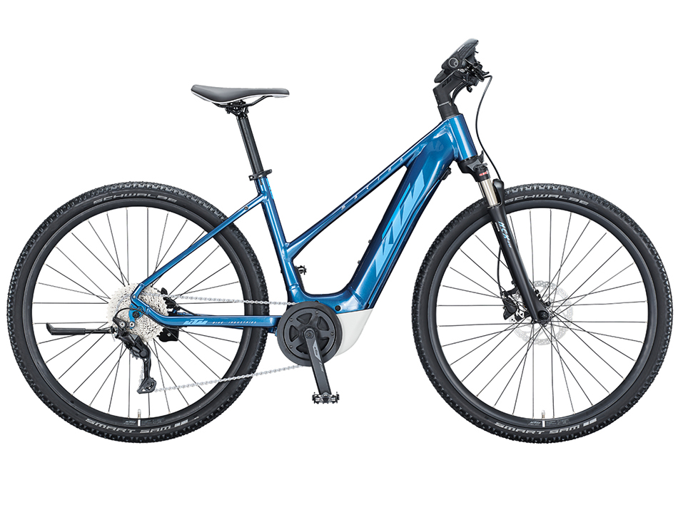 2021 KTM Macina Cross P610 Lady 28""