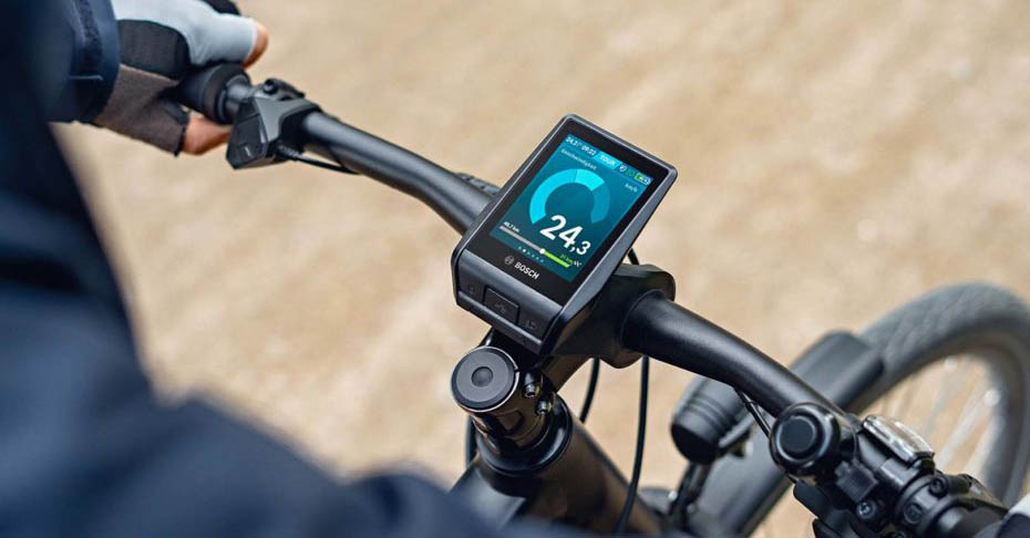 Предстои ъпдейт на дисплеите за електрически велосипеди Bosch Nyon