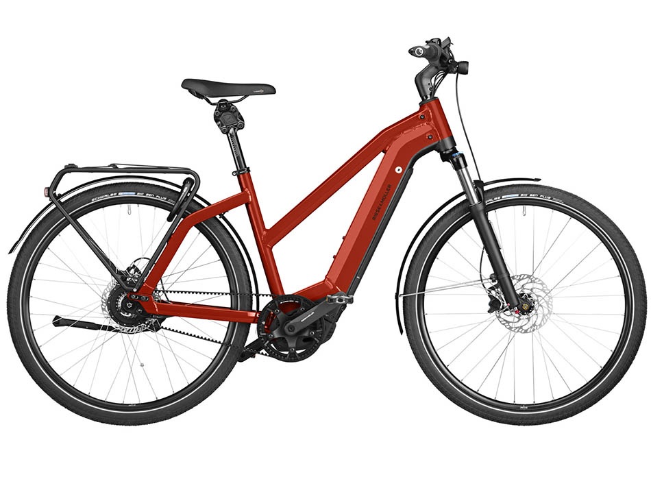 """2021 Riese & Muller Charger3 Mixte vario 28"""" Sunrise"""