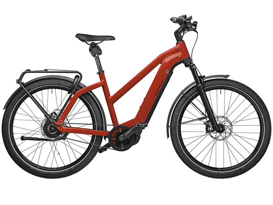 "2021 Riese & Muller Charger3 Mixte GT vario 27.5"" Sunrise"