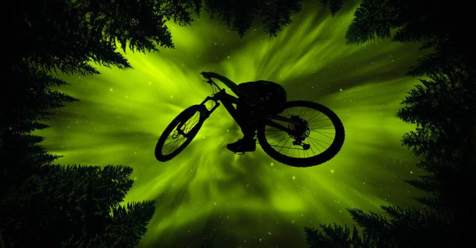 Forestal Siryon – електрически велосипед, който идва от гората