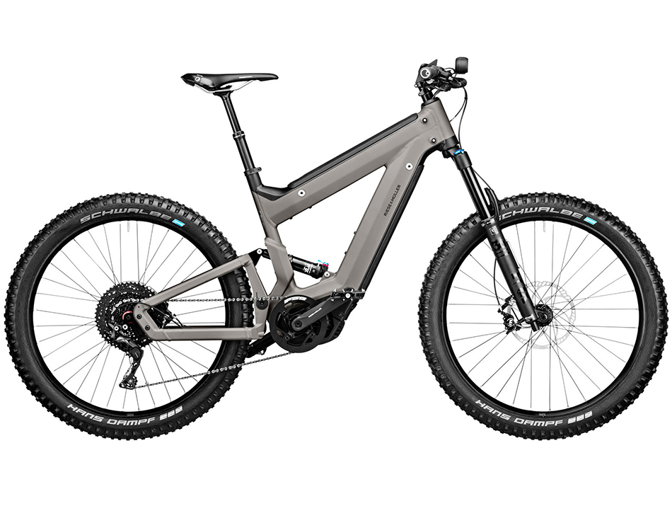 "2020 Riese & Muller Superdelite Mountain Touring 27.5"" Silver"