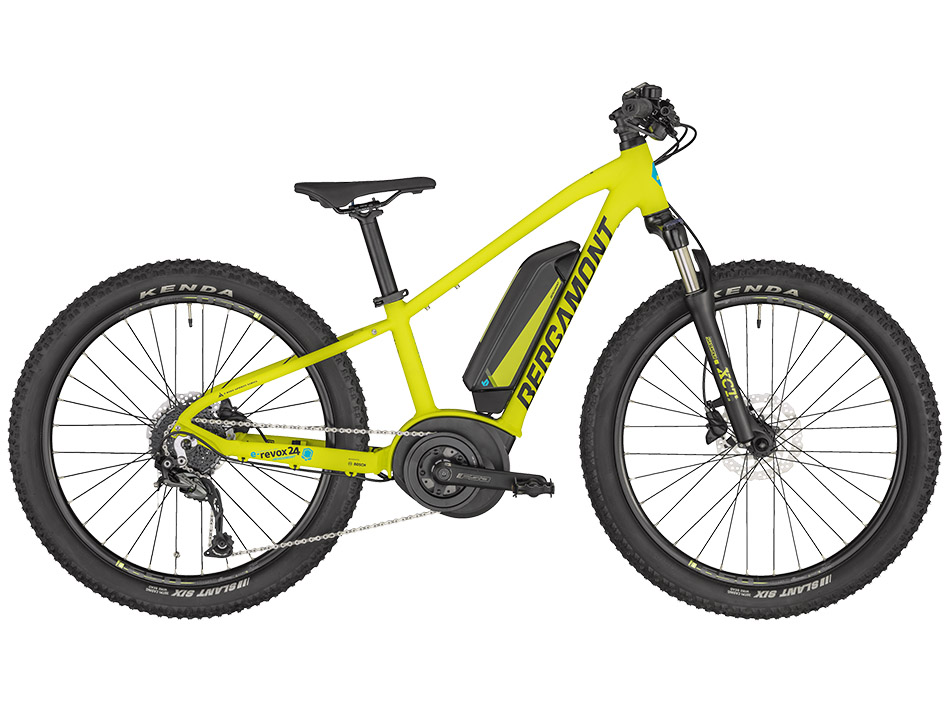2020 Bergamont E-Revox Junior 24""
