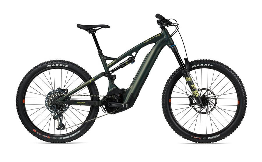 Whyte Bikes 2021