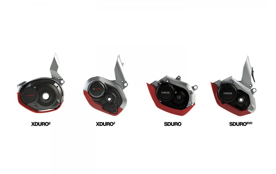 Новите мотори за Haibike 2017 - Sduro Evo