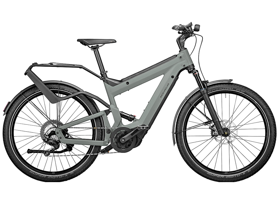 "2020 Riese & Muller Superdelite GT Touring 27.5"" Grey"