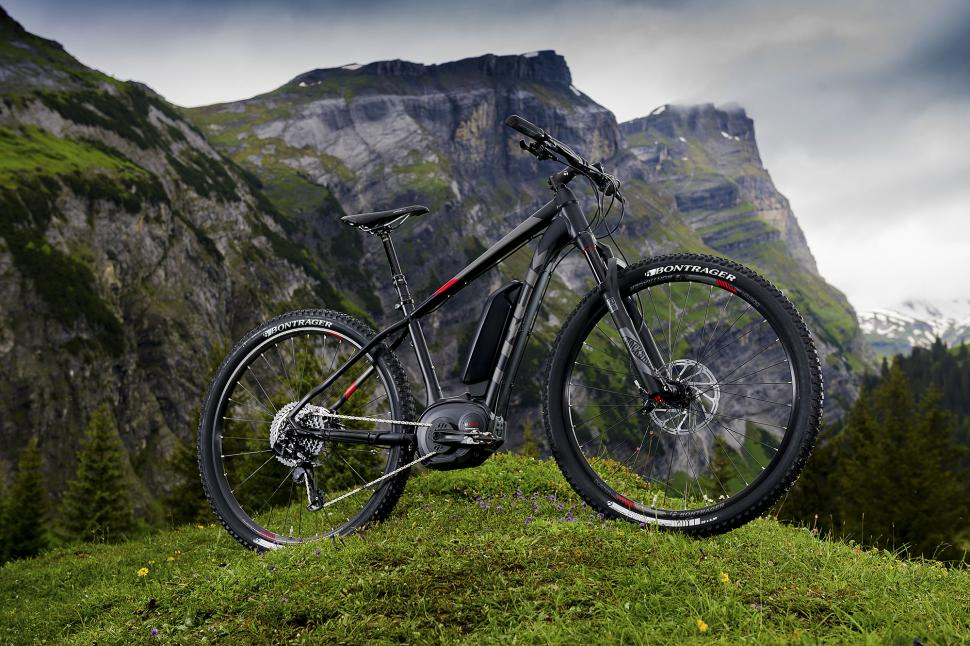 Trek Powerfly Hardtail 2017, източник: http://ebiketips.co.uk