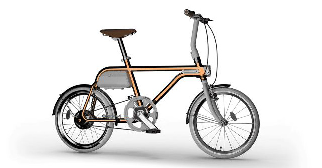 електрически велосипед лек