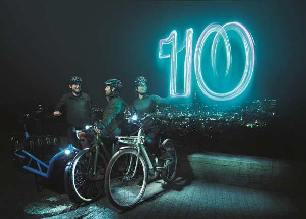 10 years Bosch eBike Systems