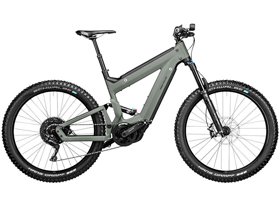 "2020 Riese & Muller Superdelite Mountain Touring 27.5"" Grey"