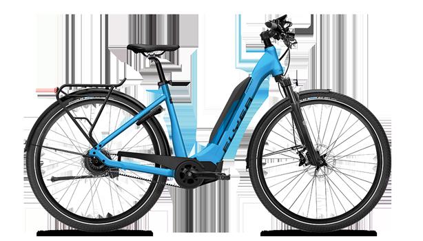 електрическо колело, flyer