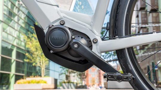 Двигател за електрически велосипед Yamaha PW-CE