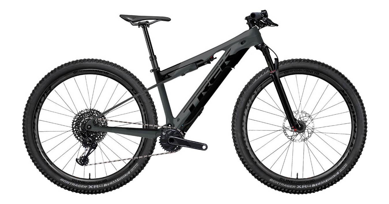 E-Caliber е липсващият електрически велосипед сред моделите на Trek