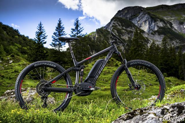 Електрическо колело, електрически велосипед, ел. велосипеди, ел. колела,Trek, Powerfly, 2017, модел