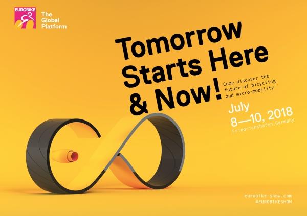 Euro Bike 2018 Poster
