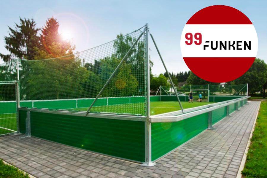 So schön könnte sie aussehen: eine neue Beach Soccer Anlage für das Flussbad Rostock
