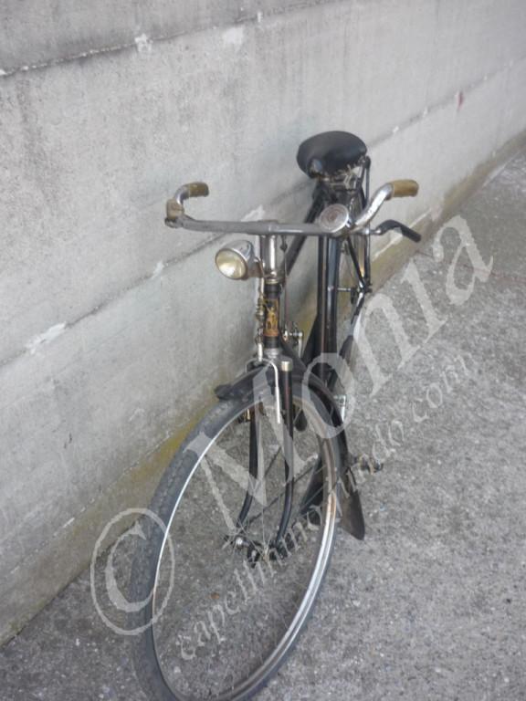 La bicicletta Legnano