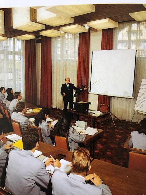 Weggiser Hotelfachschule auf Schleuderkurs