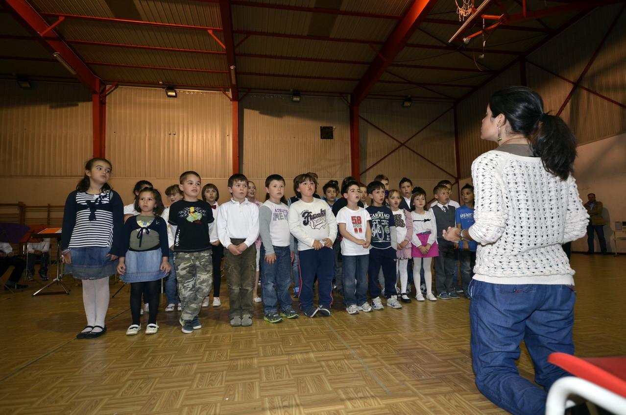 Il Coro delle Elementari