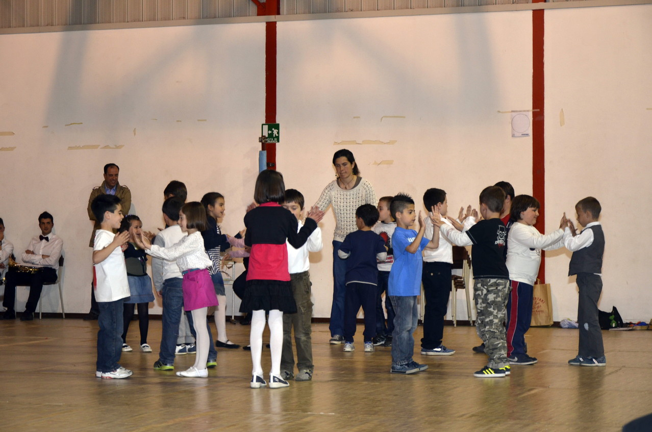 I bambini di 1 e 2 Elementare