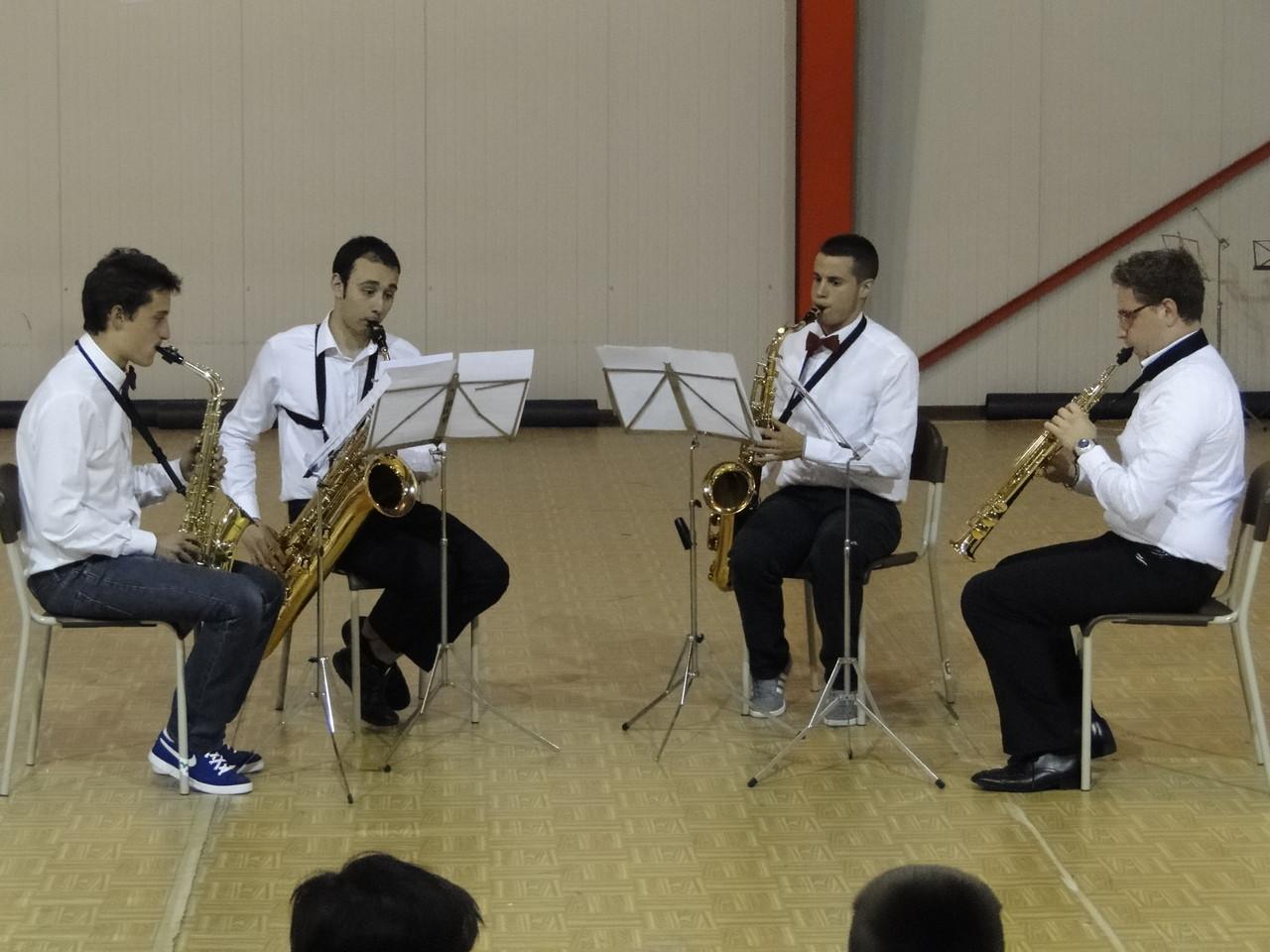 I Saxofoni