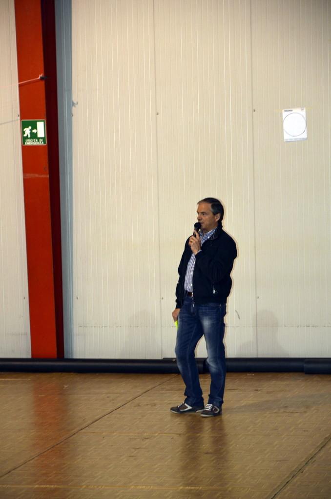 Il Maestro Carlo Campobenedetto
