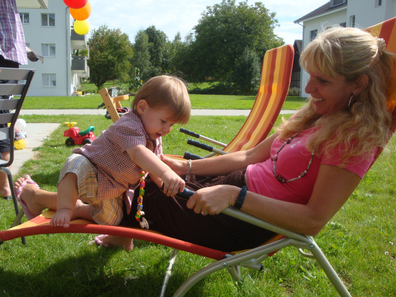 Lustige Sachen machen mit Tante Dee