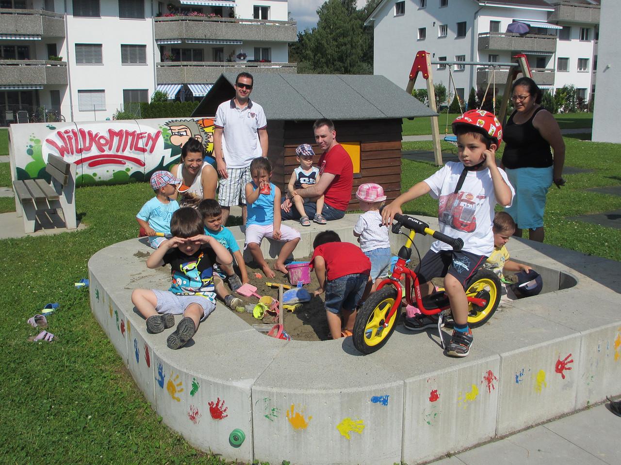 Die Kinder vom Tunaupark