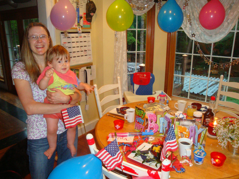 Mami's Geburtstag