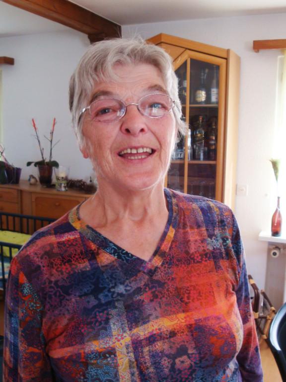 Ruth (noch eine Freundin von Mami)