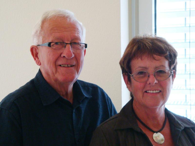Erwin und Esther (meine Grosseltern Stähli/Thönen)