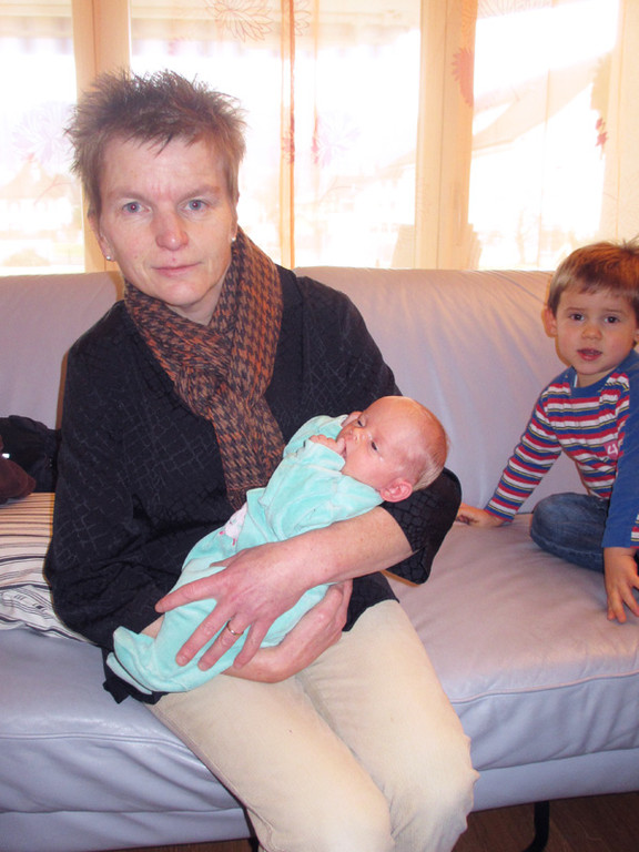 Ruth, die unschlagbare Kinder-Liebhaberin