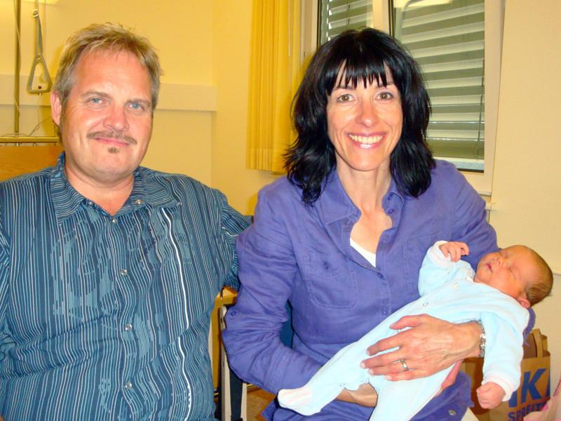 Dieter und Maggie (Arbeitskollegin von Mami und ihr Mann)