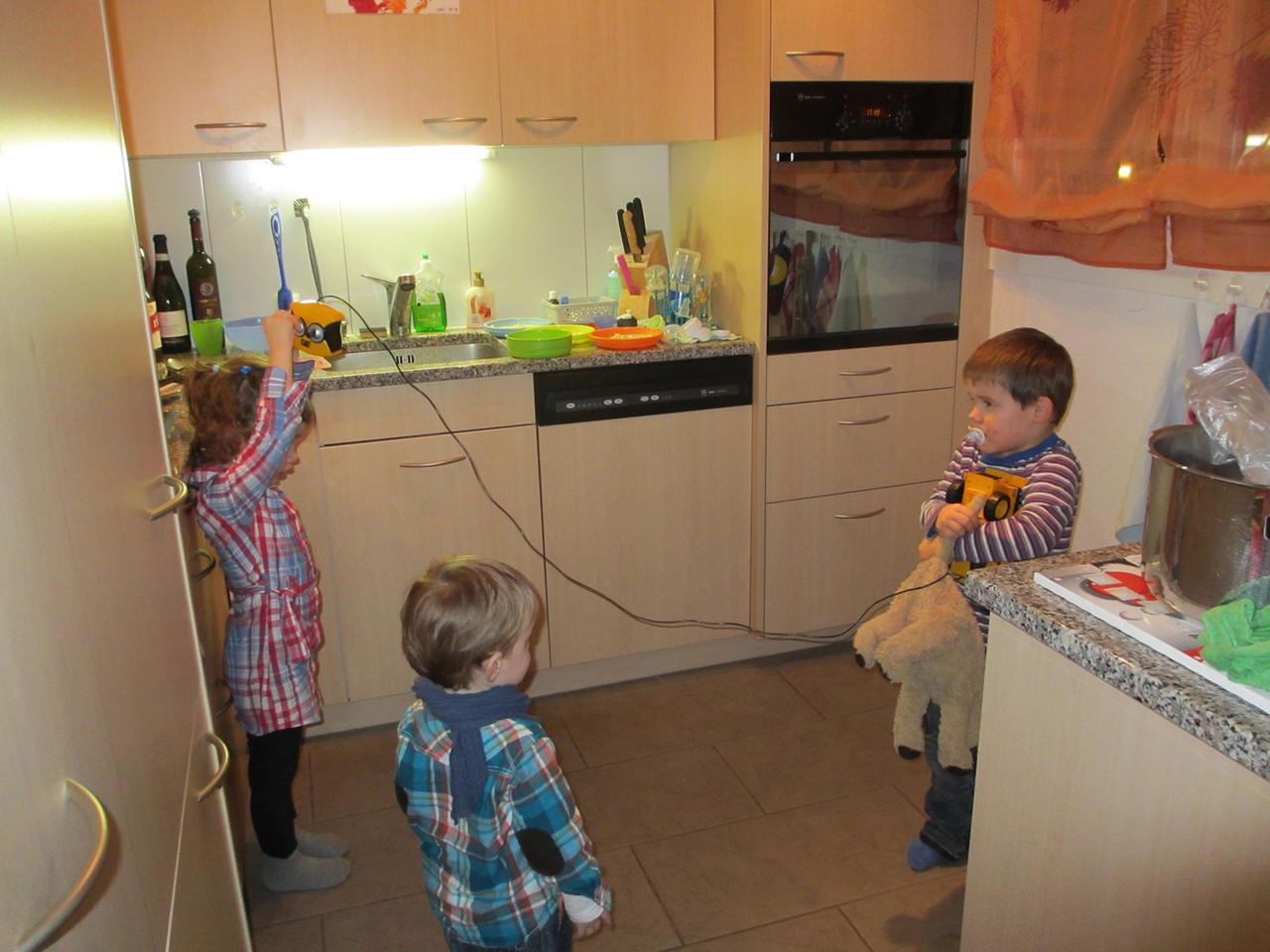 Unsere Küche - Mami's Revier