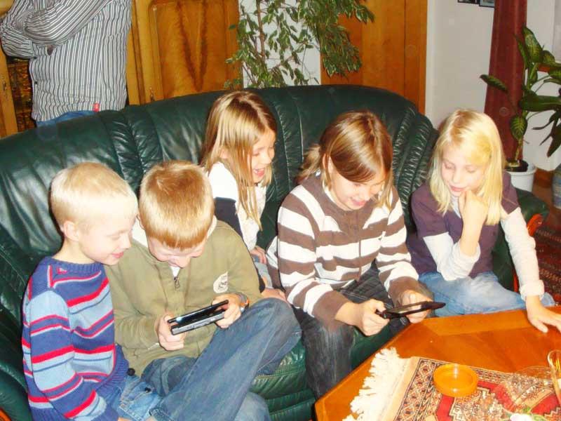 Das sind meine Cousins und Cousinen - Was machen die??