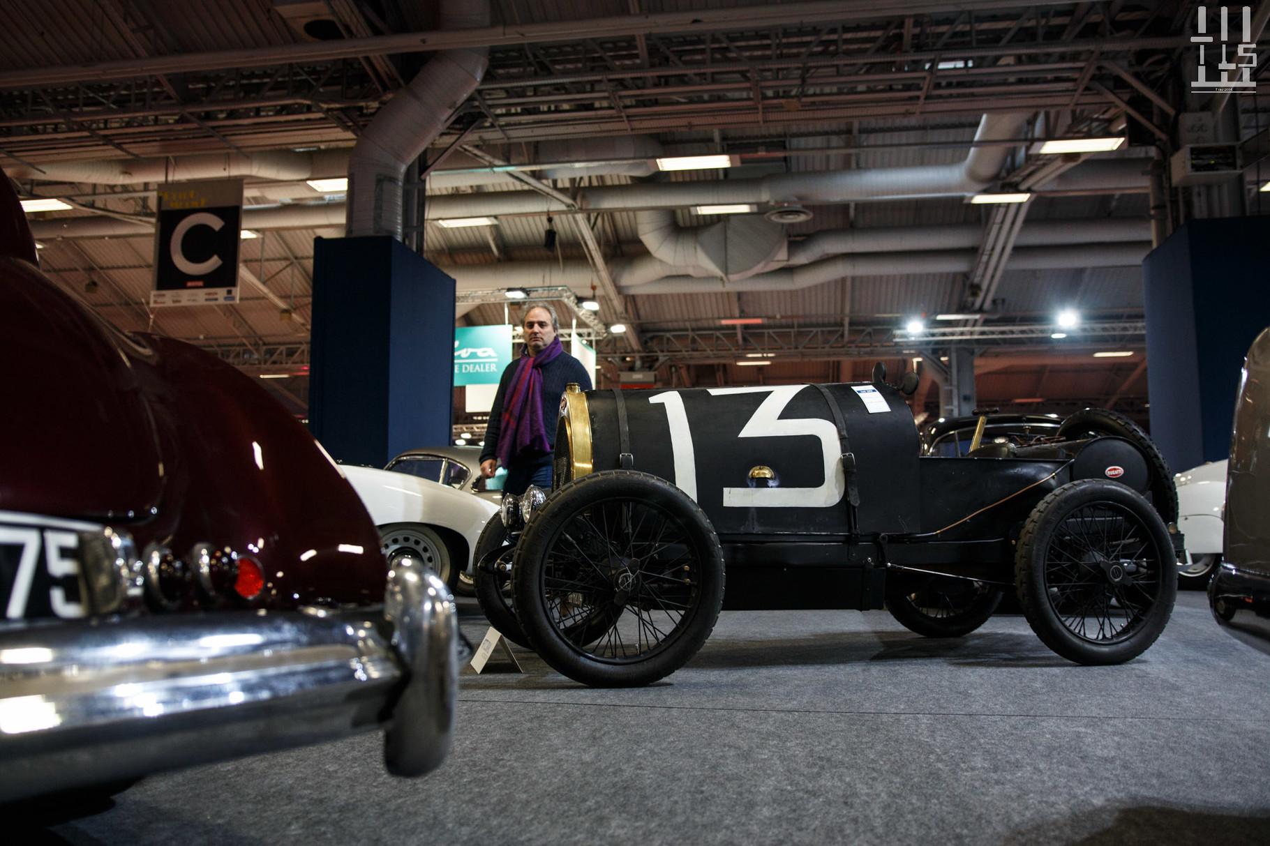 Bugatti Type 13.