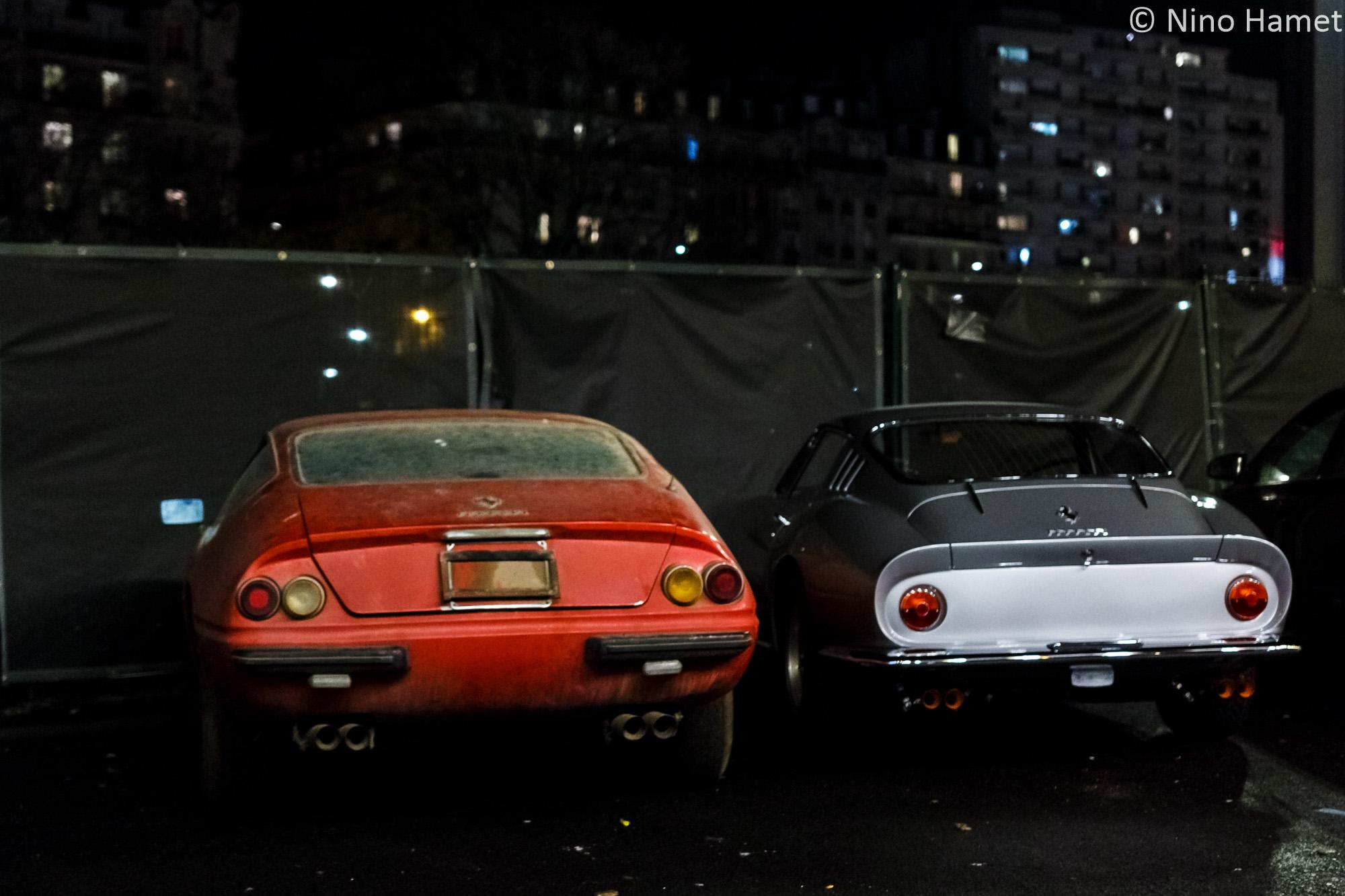Ferrari 365 GTB/4 Daytona & Ferrari 275 GTB