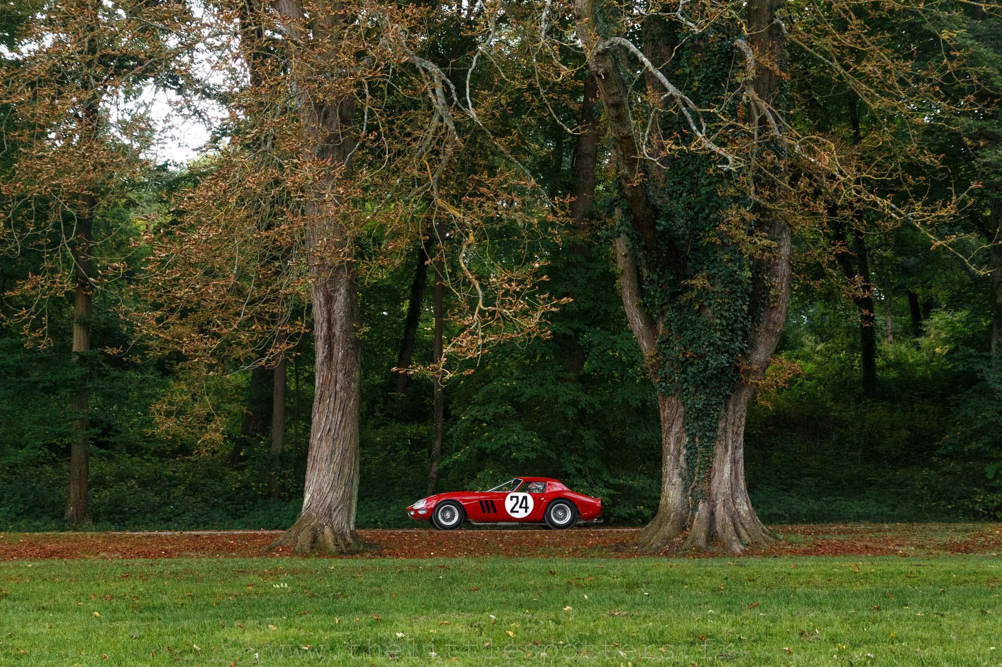 Ferrari 250 GTO #5575GT – 1964