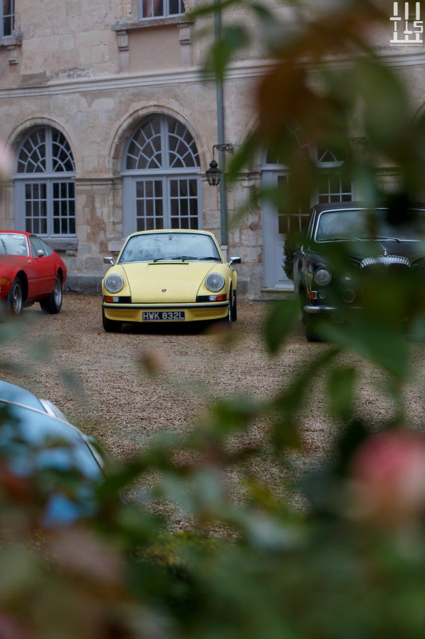 Porsche 911 2.7L RS - Journées d'Automne 2015, Château de Condé.