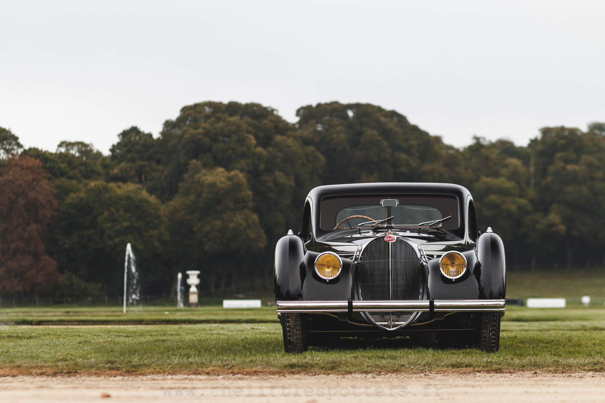 Bugatti Type 57 S Atalante Gangloff #57532 – 1937