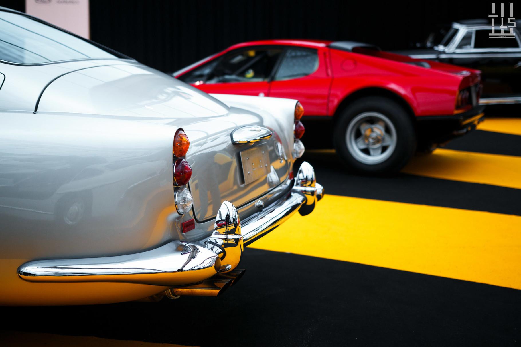Aston Martin DB5 : estimée entre 1 100 000 et 1 300 000 euros, invendue.