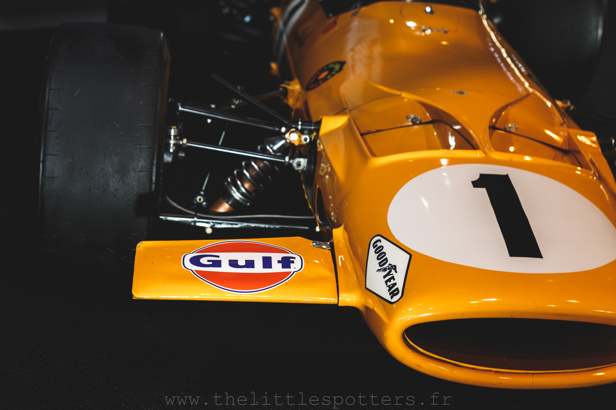 McLaren M7 A Cosworth