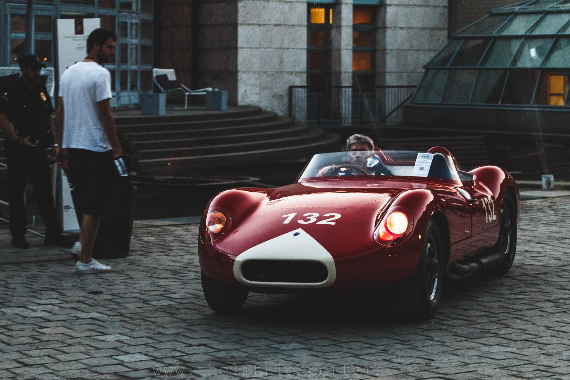 W.R.E. Maserati, vendue pour 728 000 euros.