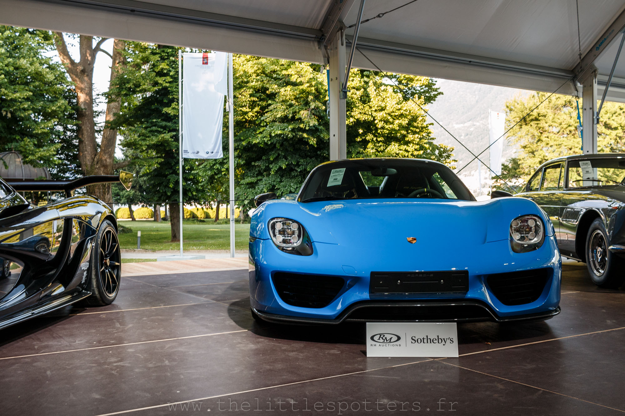 "Porsche 918 Spyder ""Weissach"" Package"