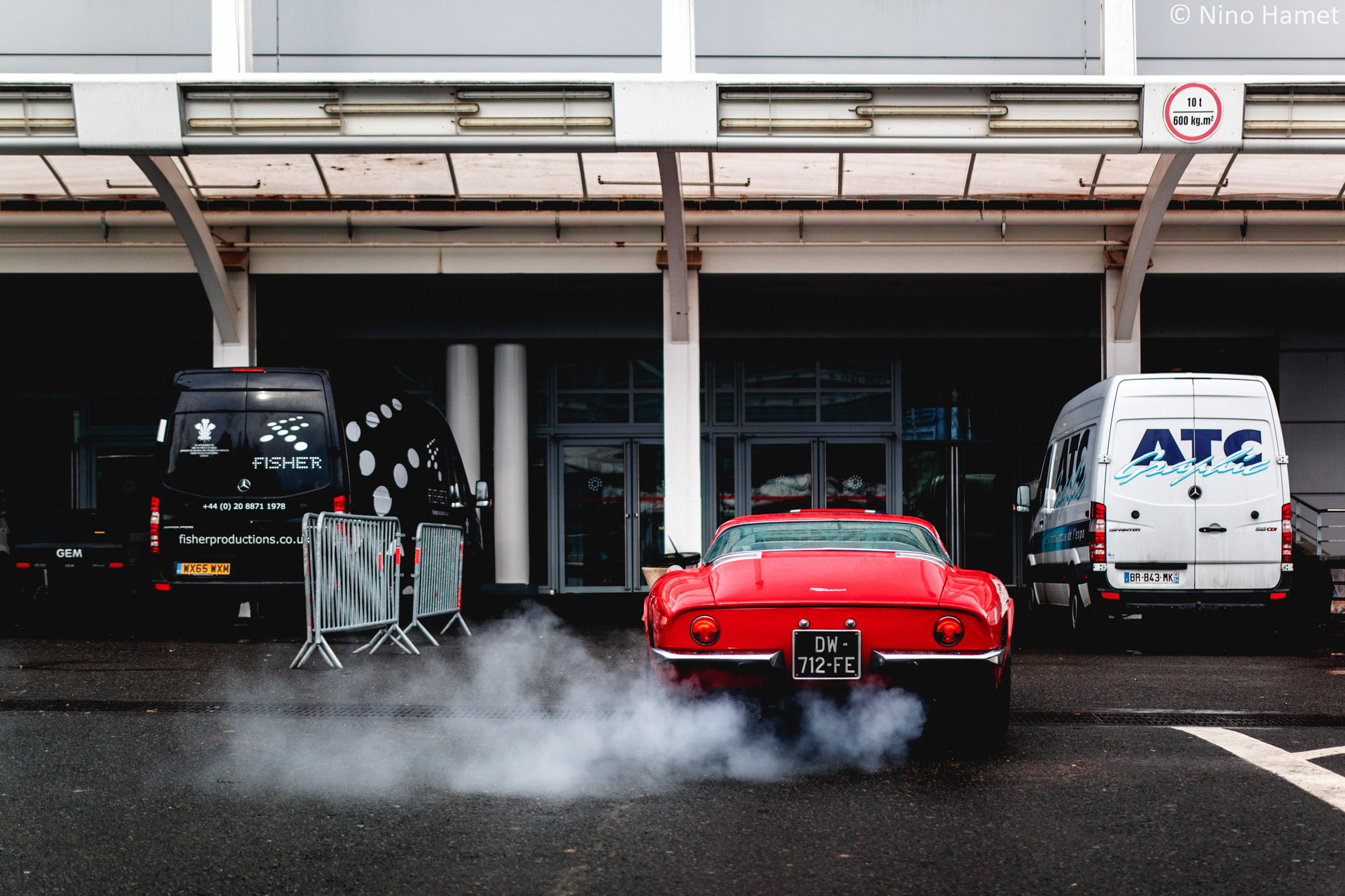 La Bizzarrini 5300 GT Strada de la collection Ogliastro sera cédée 550 000 euros.