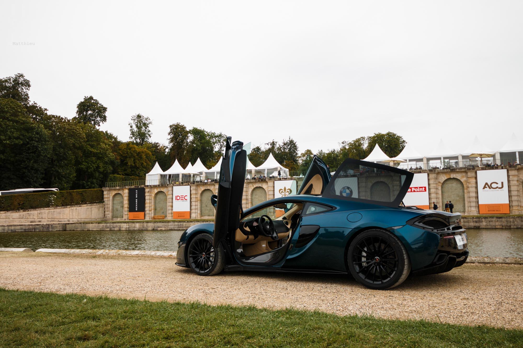 McLaren 570 GT & Jean-Paul Gaultier