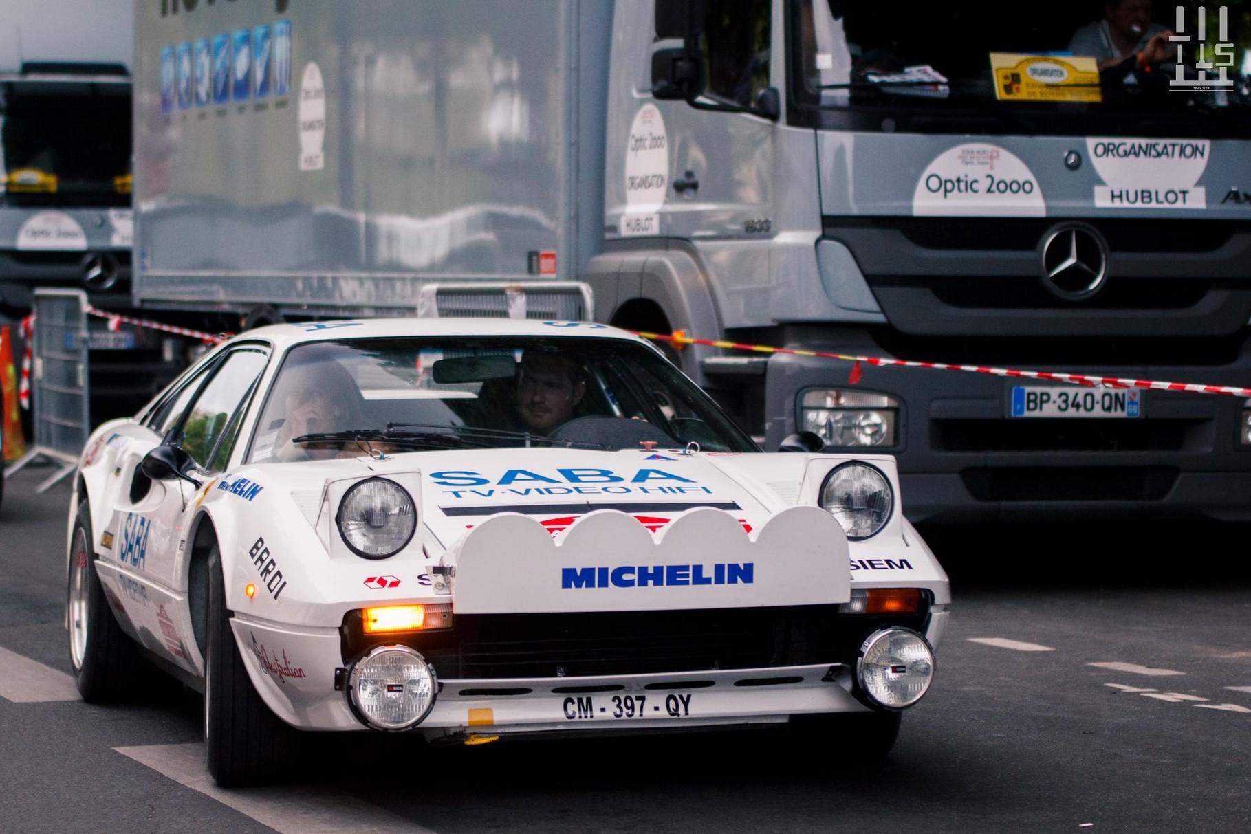 Ferrari 308 Groupe IV.