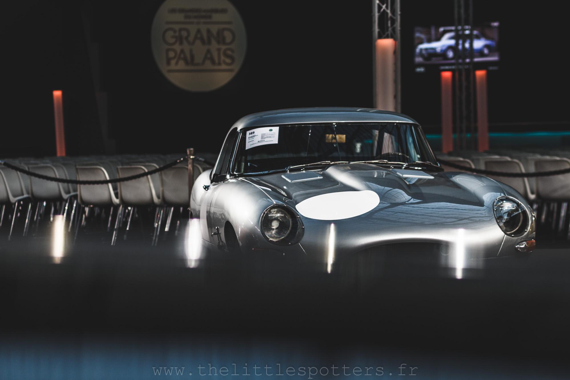Jaguar Type-E.